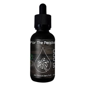 CBD Tincture Bottle 10000MG