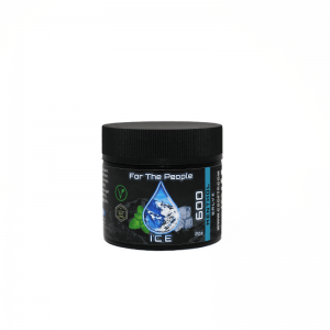 600mb Menthol CBD Topical Salve
