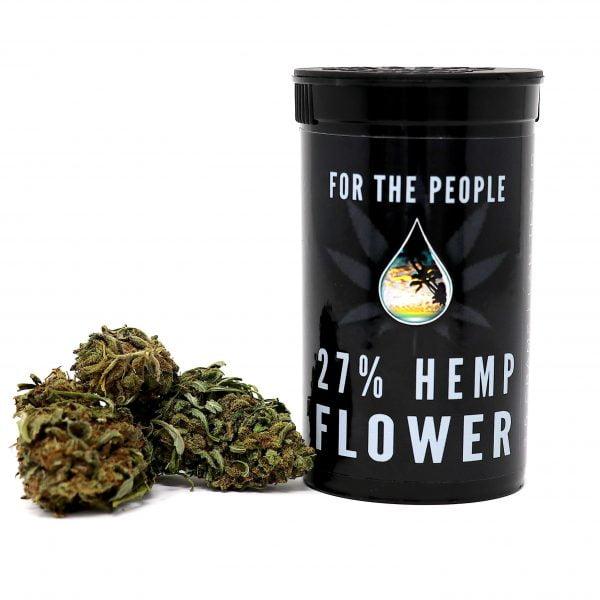 CBD Hemp Flower Nugs - 27% CBD Content